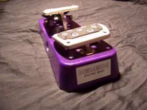 Mace Nemeth dunlop cry baby wah (front)